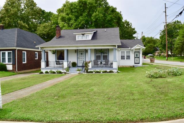 1801 Beech Ave, Nashville, TN 37203 (MLS #1853503) :: The Milam Group at Fridrich & Clark Realty