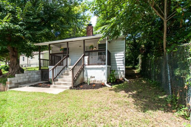 408 Mallory Street, Nashville, TN 37203 (MLS #1854180) :: The Kelton Group