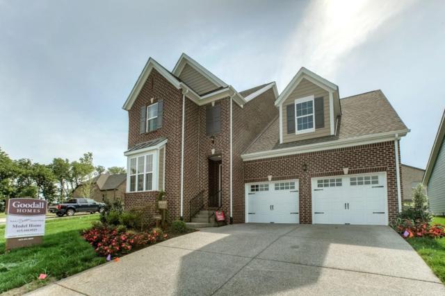 1247 Maybelle Pass, Nolensville, TN 37135 (MLS #1854663) :: NashvilleOnTheMove | Benchmark Realty