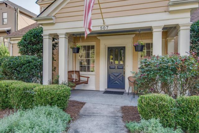 507 Chesterfield Ave, Nashville, TN 37212 (MLS #1857599) :: The Milam Group at Fridrich & Clark Realty