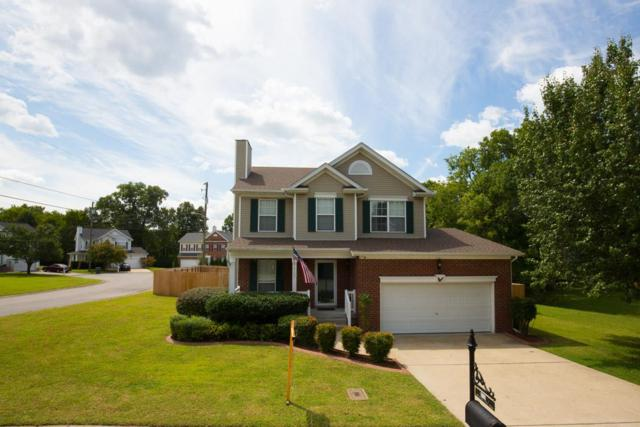 6129 Hampton Hall Way, Hermitage, TN 37076 (MLS #1860617) :: Team Wilson Real Estate Partners