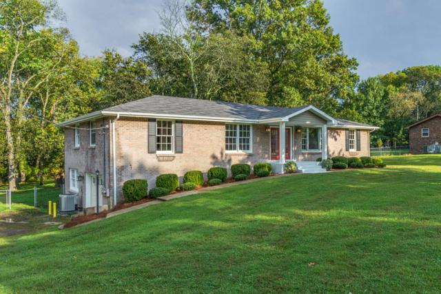 132 Donmond Dr, Hendersonville, TN 37075 (MLS #1865134) :: The Milam Group at Fridrich & Clark Realty