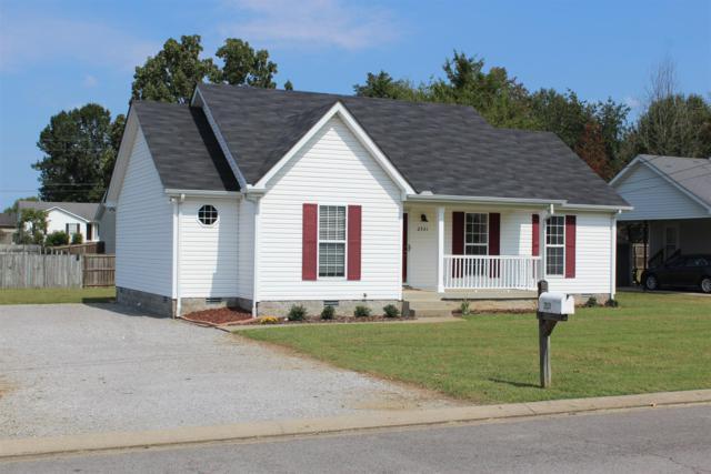 2531 Medford Campbell Blvd, Murfreesboro, TN 37127 (MLS #1866363) :: The Lipman Group Sotheby's International Realty