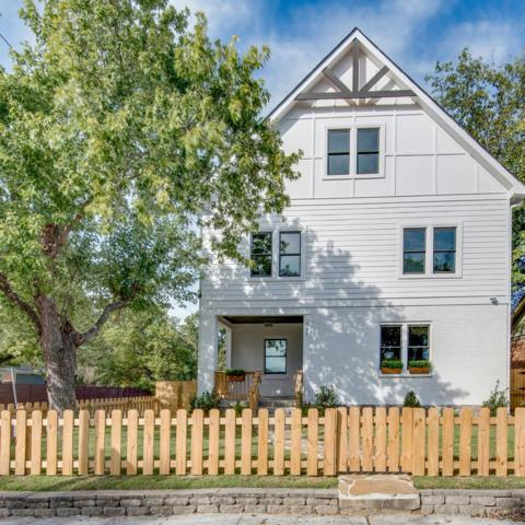 1701 Long Ave, Nashville, TN 37206 (MLS #1872173) :: The Milam Group at Fridrich & Clark Realty