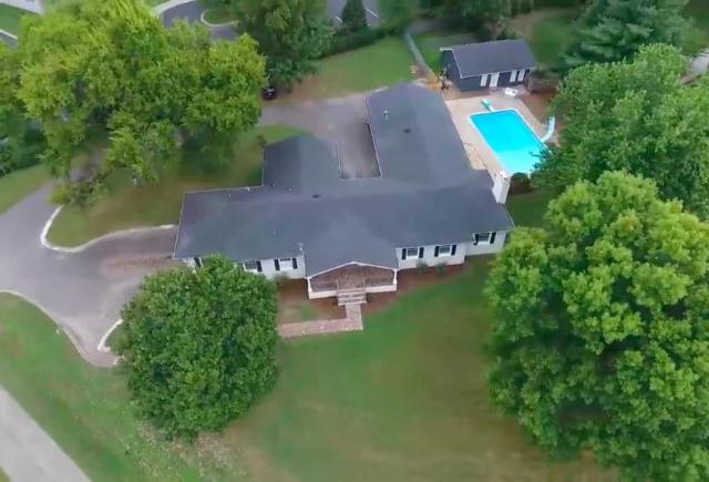 1221 Old Hickory Blvd, Brentwood, TN 37027 (MLS #1875375) :: Ashley Claire Real Estate - Benchmark Realty