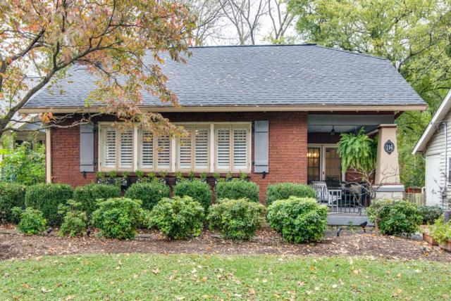 114 Bowling Ave, Nashville, TN 37205 (MLS #1876508) :: NashvilleOnTheMove | Benchmark Realty