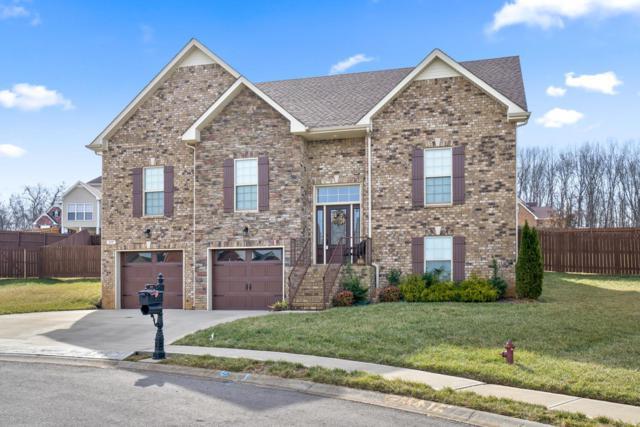 939 Spring Terrace Ct, Clarksville, TN 37040 (MLS #1877326) :: DeSelms Real Estate