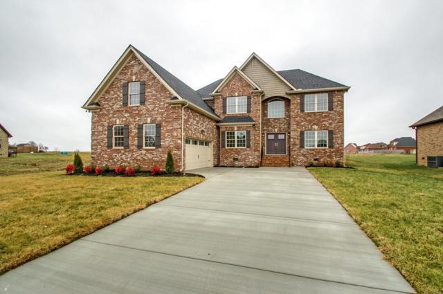 2521 Sewanee Place- Lot 70, Murfreesboro, TN 37128 (MLS #1879491) :: CityLiving Group