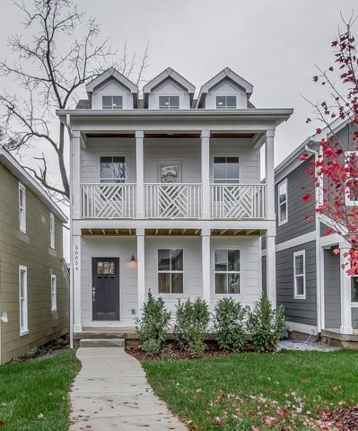 5005 A Georgia Ave, Nashville, TN 37209 (MLS #1880415) :: The Milam Group at Fridrich & Clark Realty