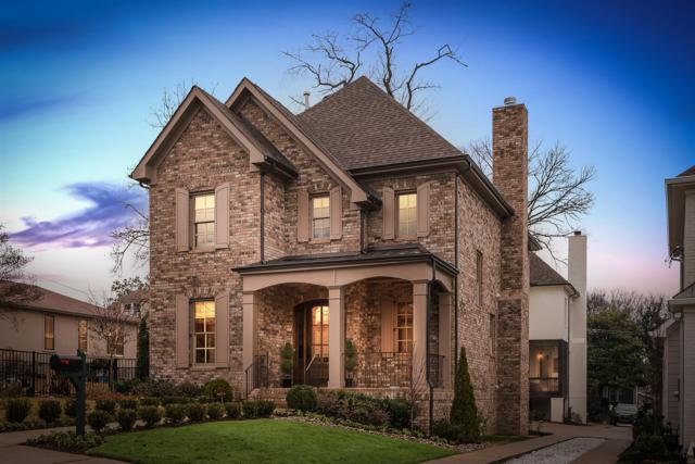 1816 10th Ave S, Nashville, TN 37203 (MLS #1881950) :: Ashley Claire Real Estate - Benchmark Realty