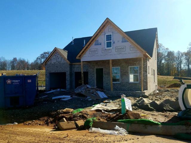 164 Telavera Drive  - Lot 12, White House, TN 37188 (MLS #1882077) :: RE/MAX Choice Properties