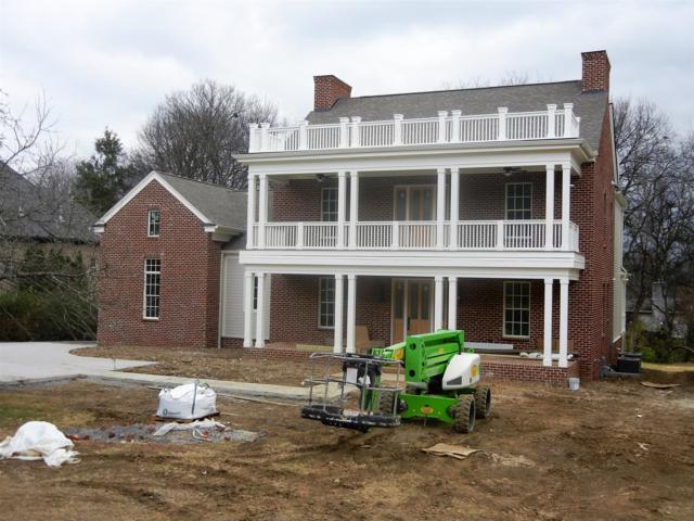 3506 Amanda Avenue, Nashville, TN 37215 (MLS #1883349) :: KW Armstrong Real Estate Group
