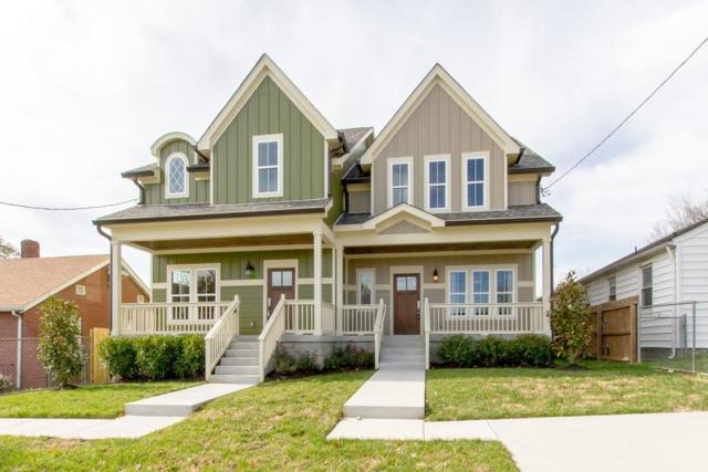 2155 B Byrum Ave, Nashville, TN 37203 (MLS #1883758) :: Berkshire Hathaway HomeServices Woodmont Realty