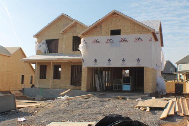 496 Mirren Circle, Clarksville, TN 37042 (MLS #1885335) :: Berkshire Hathaway HomeServices Woodmont Realty