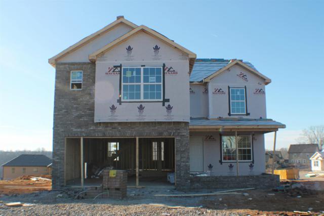 731 Crestone Lane, Clarksville, TN 37042 (MLS #1885606) :: Berkshire Hathaway HomeServices Woodmont Realty