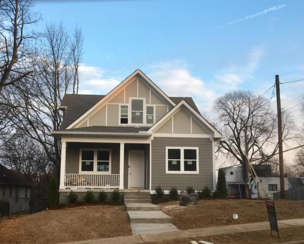 621 S 13Th St, Nashville, TN 37206 (MLS #1886552) :: The Milam Group at Fridrich & Clark Realty