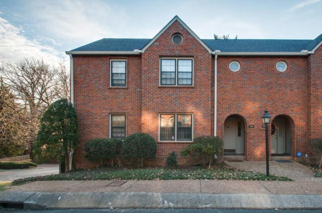247 Westchase Dr #247, Nashville, TN 37205 (MLS #1887484) :: Felts Partners