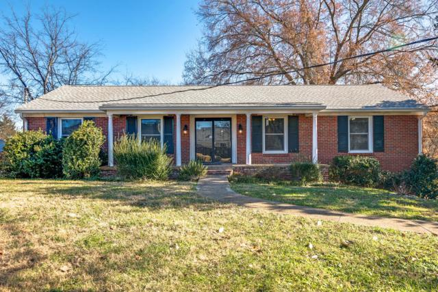70 Vaughns Gap Rd, Nashville, TN 37205 (MLS #1887569) :: Felts Partners