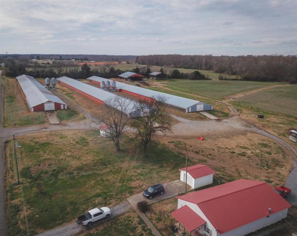 86 Watermill Rd, Flintville, TN 37335 (MLS #1887618) :: EXIT Realty Bob Lamb & Associates