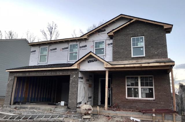 1110 Pickett Rd #384, Lebanon, TN 37087 (MLS #1888584) :: Ashley Claire Real Estate - Benchmark Realty