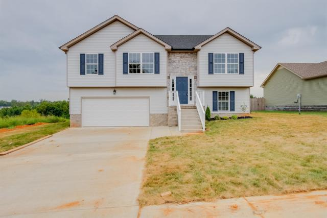 140 Liberty Park, Clarksville, TN 37042 (MLS #1890615) :: Berkshire Hathaway HomeServices Woodmont Realty