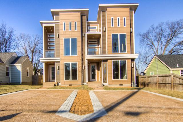 610 B Moore Avenue, Nashville, TN 37203 (MLS #1891187) :: DeSelms Real Estate