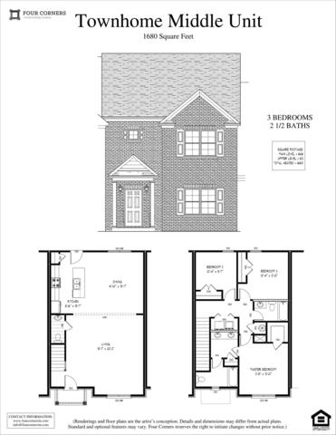 319 Rowlette Circle, Murfreesboro, TN 37127 (MLS #1892936) :: The Milam Group at Fridrich & Clark Realty