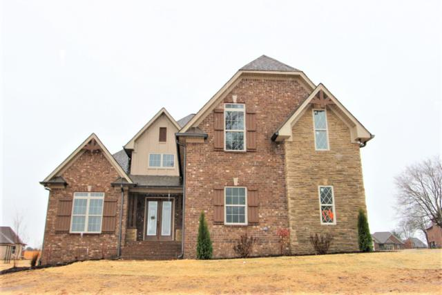 503 Carriage Lane #136, Lebanon, TN 37087 (MLS #1892980) :: The Milam Group at Fridrich & Clark Realty