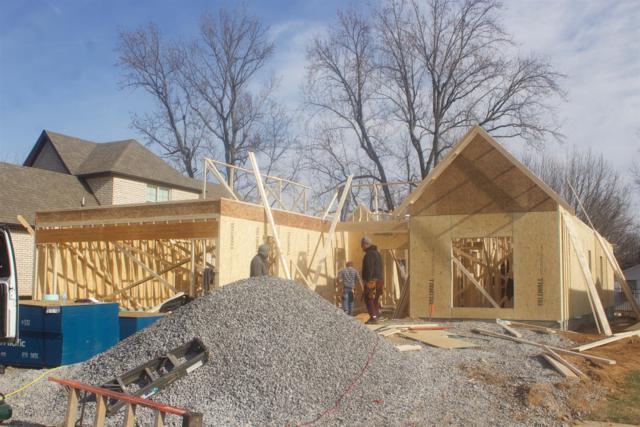 26 Village Terrace, Clarksville, TN 37043 (MLS #1893100) :: John Jones Real Estate LLC