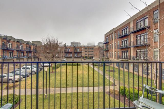 817 3rd Ave N Unit 216 #216, Nashville, TN 37201 (MLS #1893115) :: KW Armstrong Real Estate Group