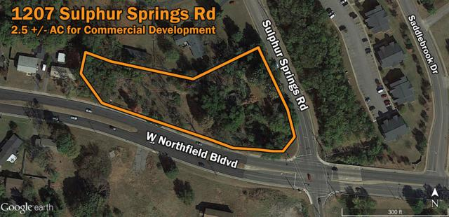 1207 Sulphur Springs Rd, Murfreesboro, TN 37129 (MLS #1895033) :: John Jones Real Estate LLC