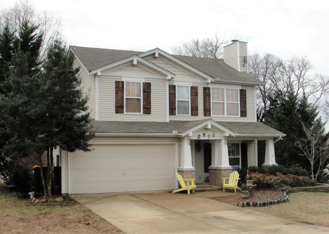 2978 Buckner Ln, Spring Hill, TN 37174 (MLS #1895391) :: NashvilleOnTheMove   Benchmark Realty