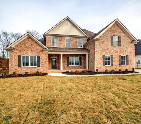 245 Mcclaran Place- Lot 156, Murfreesboro, TN 37129 (MLS #1895666) :: Berkshire Hathaway HomeServices Woodmont Realty