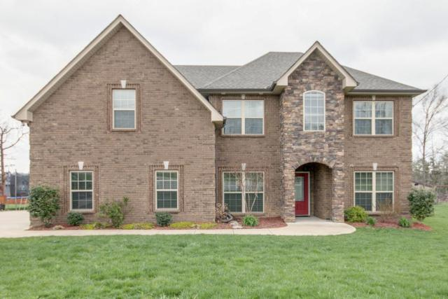 1102 Blackjack Way, Murfreesboro, TN 37129 (MLS #1896627) :: Team Wilson Real Estate Partners