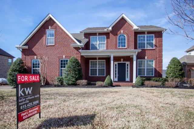 1014 Avery Trace Circle, Hendersonville, TN 37075 (MLS #1896831) :: Berkshire Hathaway HomeServices Woodmont Realty