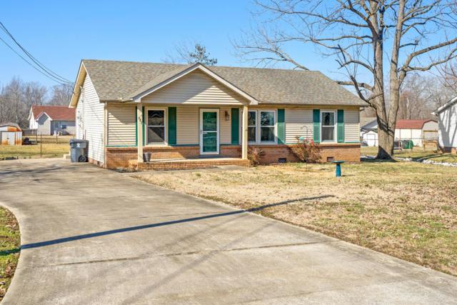 987 Long Beech Dr, Clarksville, TN 37042 (MLS #1900511) :: Berkshire Hathaway HomeServices Woodmont Realty