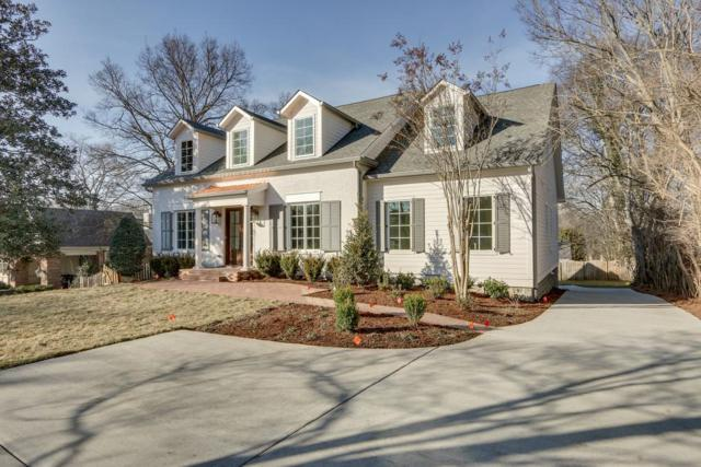 3612 Hampton Ave, Nashville, TN 37215 (MLS #1902889) :: DeSelms Real Estate