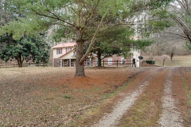 8331 Mount Joy Rd, Mount Pleasant, TN 38474 (MLS #1902914) :: CityLiving Group