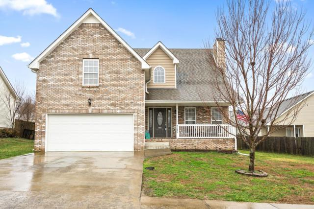 3480 Oak Creek Dr, Clarksville, TN 37040 (MLS #1902923) :: DeSelms Real Estate