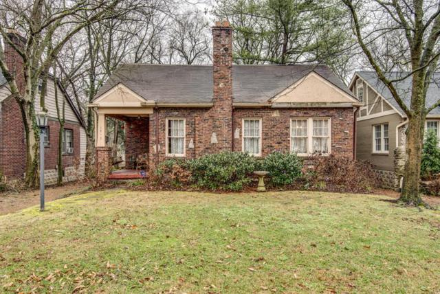 2815 W Linden Ave, Nashville, TN 37212 (MLS #1903498) :: Ashley Claire Real Estate - Benchmark Realty