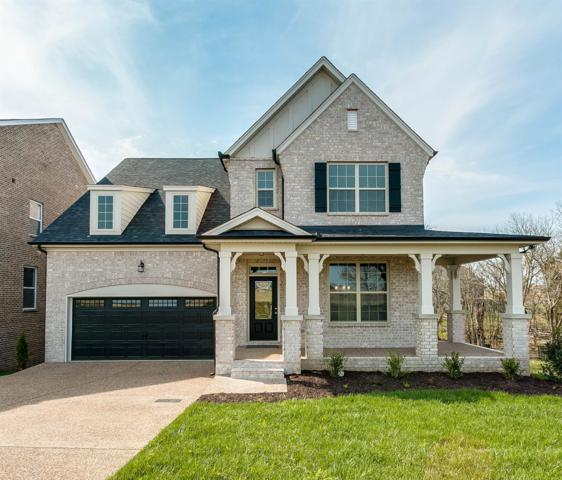 2044 Albatross Way Lot 1096, Gallatin, TN 37066 (MLS #1905124) :: NashvilleOnTheMove | Benchmark Realty
