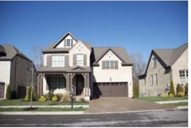 3803 Wareham Drive, Thompsons Station, TN 37179 (MLS #1907526) :: The Milam Group at Fridrich & Clark Realty