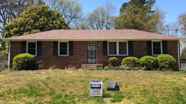 210 Jeffery Drive, Clarksville, TN 37043 (MLS #1909038) :: RE/MAX Homes And Estates