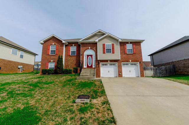 1605 Apache Way, Clarksville, TN 37042 (MLS #1909373) :: Team Wilson Real Estate Partners