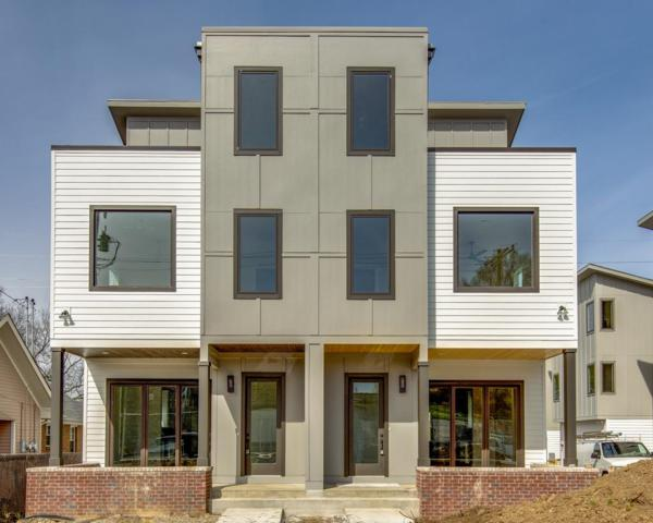1103 A 13Th Ave S, Nashville, TN 37212 (MLS #1909940) :: NashvilleOnTheMove | Benchmark Realty