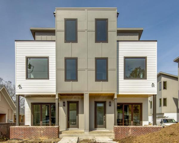 1103 B 13Th Ave S, Nashville, TN 37212 (MLS #1909941) :: NashvilleOnTheMove | Benchmark Realty