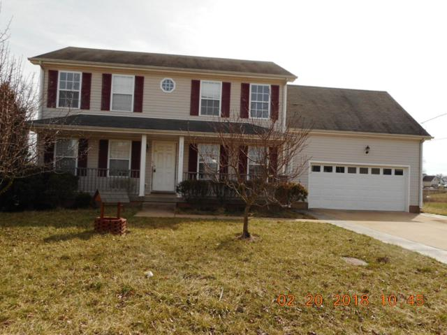 1229 Shorehaven Dr., Clarksville, TN 37042 (MLS #1910723) :: DeSelms Real Estate