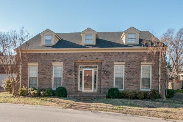 15 Redbud Dr, Nashville, TN 37215 (MLS #1911147) :: The Kelton Group