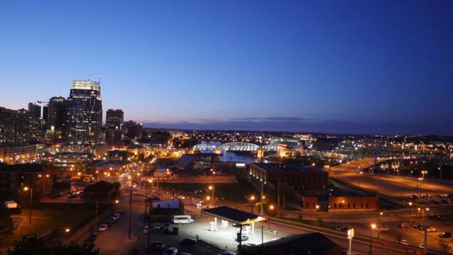 20 Rutledge St #103, Nashville, TN 37210 (MLS #1911228) :: CityLiving Group