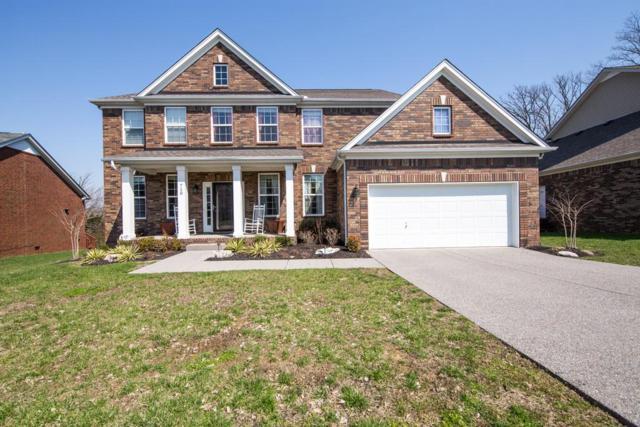 710 Crestmark Dr, Mount Juliet, TN 37122 (MLS #1911607) :: DeSelms Real Estate